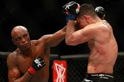 Anderson Silva é pego em novo exame antidoping