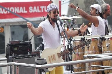 Bell Maques é vaiado em sua estreia solo no carnaval de Salvador