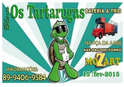 Hoje tem Os Tartarugas:O Rio Piauí e seus Becos famosos!