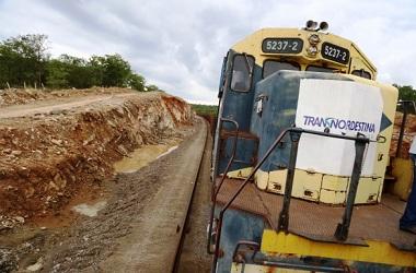 No Piauí, cerca de 15 Km da Transnordestina já estão prontos
