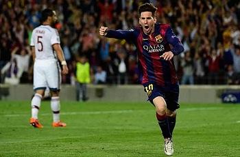Messi marca golaço, e Barcelona abre boa vantagem contra Bayern