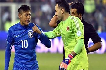 Neymar é punido e fica quatro jogos de suspensão