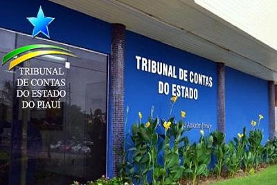 TCE-PI inspeciona obras licitadas e aplica multa em município