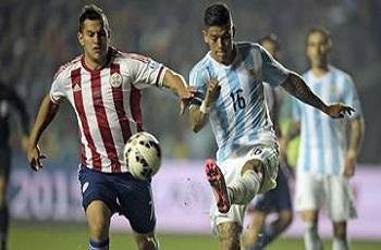 Argentina aplica 6 a 1 no Paraguai e se classifica para decisão o Chile