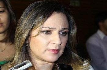 Rejane Dias fala da importância do Fórum Regional em São João do Piauí