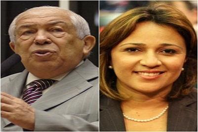 Paes Landim e Rejane Dias são os únicos filhos de São João que disputam vaga na Câmara Federal em 2014