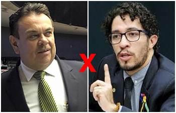 """Silas Freire """"compra briga"""" com deputado Jean Wyllys após saída de CPI"""