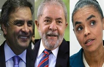 Datafolha: 47% dos brasileiros não votariam em Lula no pleito de 2018