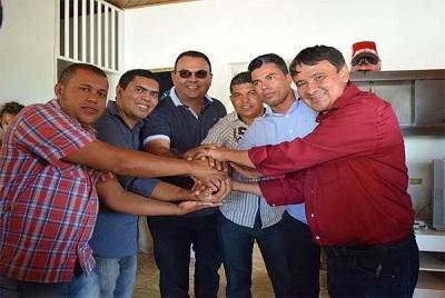 PMDB de São Raimundo Nonato declara apoio ao candidato Wellington Dias