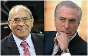 Saída de Padilha fortalece articulação política de Michel Temer