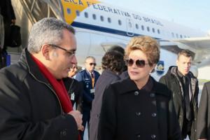 Carros e hospedagem de visita presidencial em Paris custaram R$ 35 mil por dia