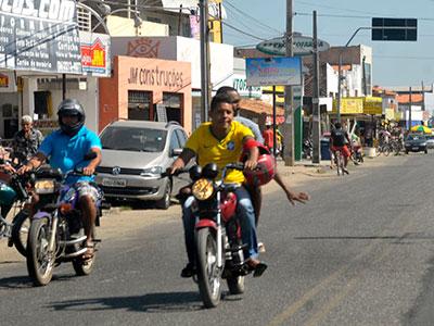 Piauí é o estado com maior número de mortes de motociclistas no trânsito