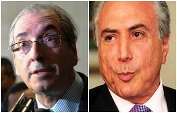 Eduardo Cunha arquiva pedido de impeachment contra Michel Temer