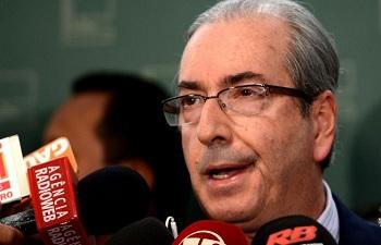 Eduardo Cunha diz em rede social não ser o 'vilão do País'