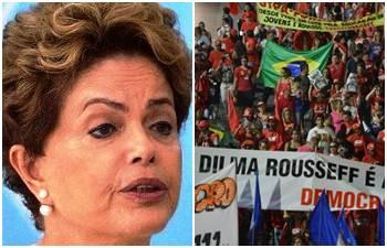 Sindicatos vinculam apoio a Dilma ao fim do ajuste fiscal