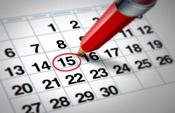 Diário Oficial divulga lista de feriados e pontos facultativos em 2016