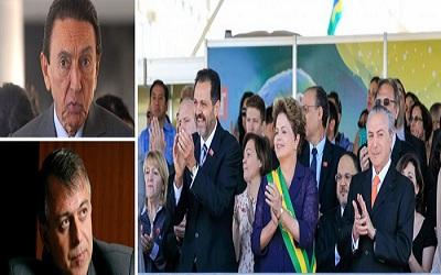 Dilma nega demissão de Lobão após delação