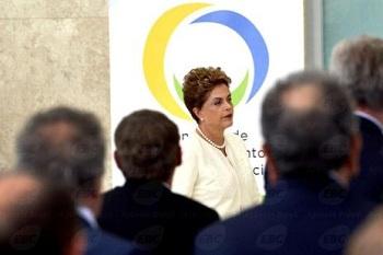 Em discurso no Conselhão, Dilma defende prorrogação da DRU e volta da CPMF