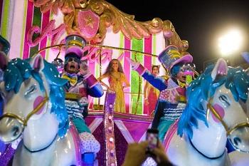 Mangueira é a campeã do carnaval do Rio de Janeiro
