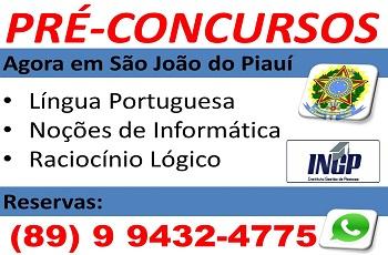 GP Extensão Acadêmica abre inscrições em São João do Piauí
