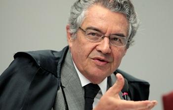 """Marco Aurélio: """"Cunha tem direito de espernear"""""""