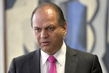 Déficit no Orçamento é maior que R$ 96 bilhões, diz ministro da Súde