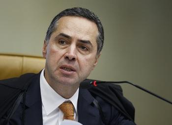 Barroso considera grampo em seu gabinete algo 'gravíssimo' e uma 'desfaçatez'