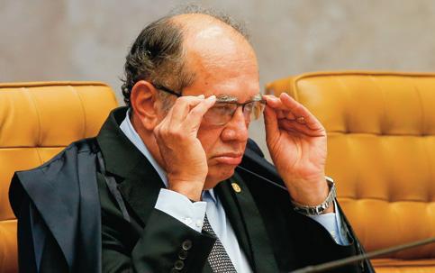 Gilmar Mendes autoriza continuação de inquérito contra o senador Aécio Neves