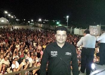 Gustavo Henrique participa de encontro da Igreja Mundial em Piripiri