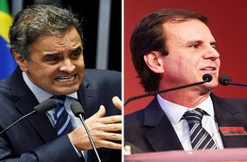 Gilmar Mendes autoriza inquérito para investigar Aécio e Paes