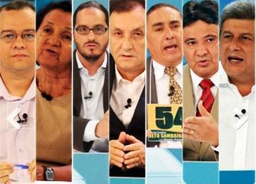 TV Cidade Verde promove 2º debate com candidatos a governador no dia 25