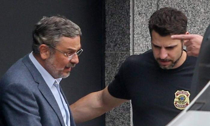 MPF denuncia Palocci e mais 14 por corrupção e lavagem de dinheiro