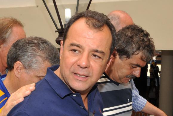 Sérgio Cabral é preso no Rio em nova fase da Operação Lava Jato