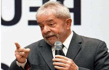 Lula culpa Temer por economia ruim e diz que, se necessário, é candidato em 2018