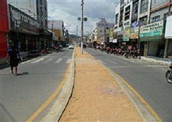 Em Picos, Secretaria solicita à Câmara  regularização de rua para avenida
