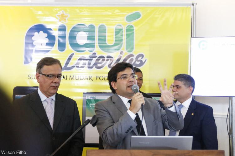 Ministério Público do Estado recomenda a suspensão das atividades da Piauí Loterias