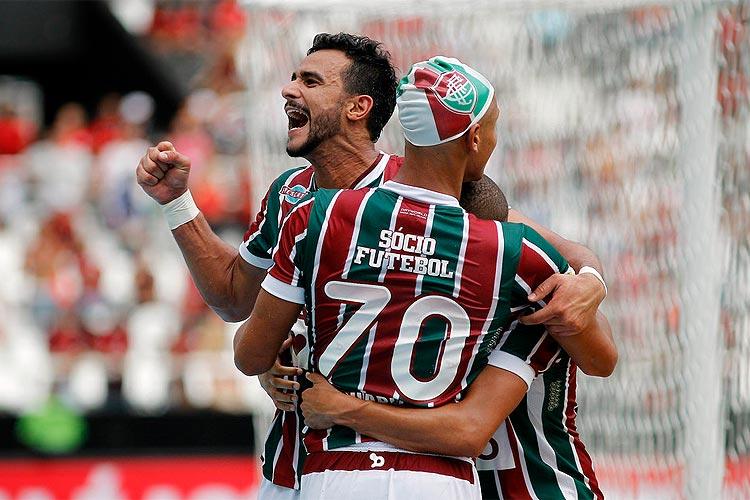 Fluminense vence o Flamengo nos pênaltis e fatura Taça Guanabara no Engenhão