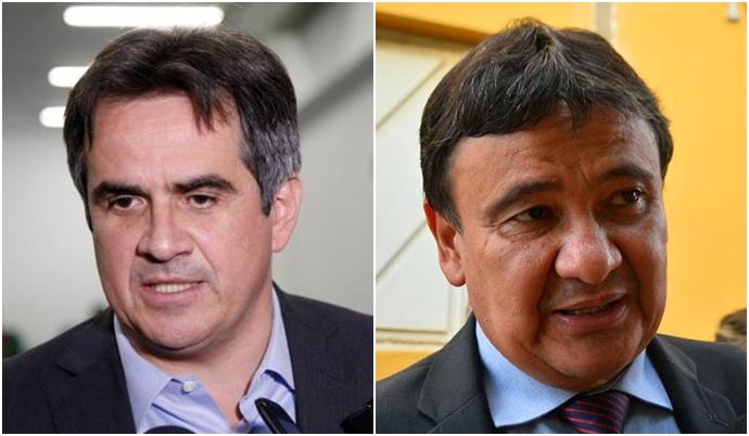Ciro fechou acordo para reeleição no Senado e de Wellington Dias