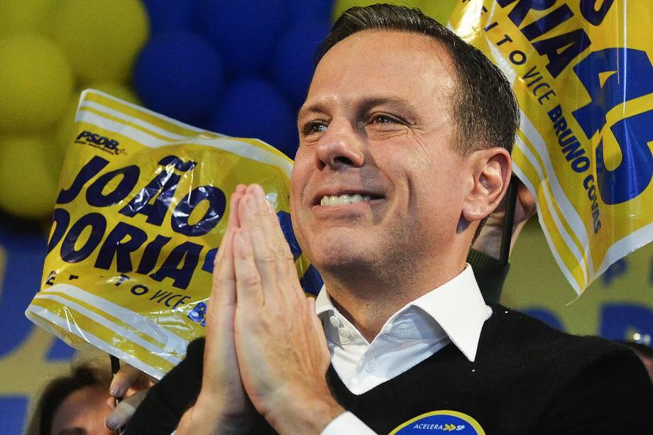 Gestão Doria tem aprovação de 43% e reprovação de 20%, diz pesquisa Datafolha