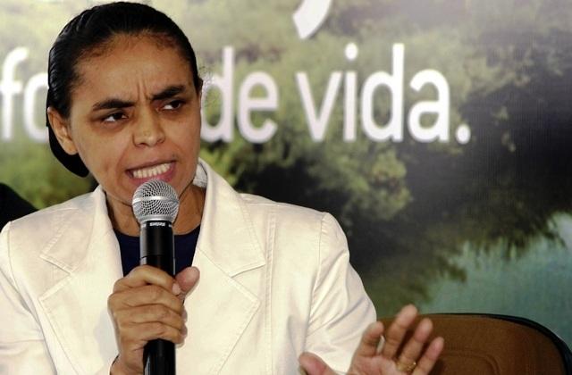 Campanha de Marina Silva à presidência recebeu R$ 1,25 mi da Odebrecht, em 2014
