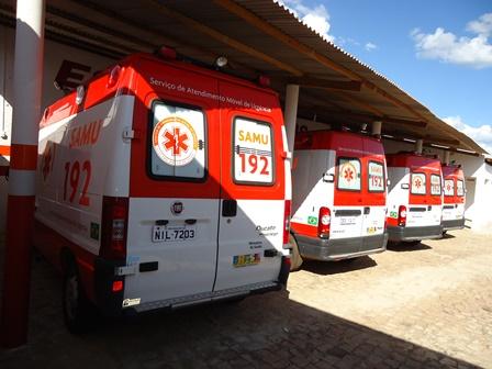 SAMU de São João do Piauí terá que atualizar cadastro de ambulâncias e receberá R$ 165 mil