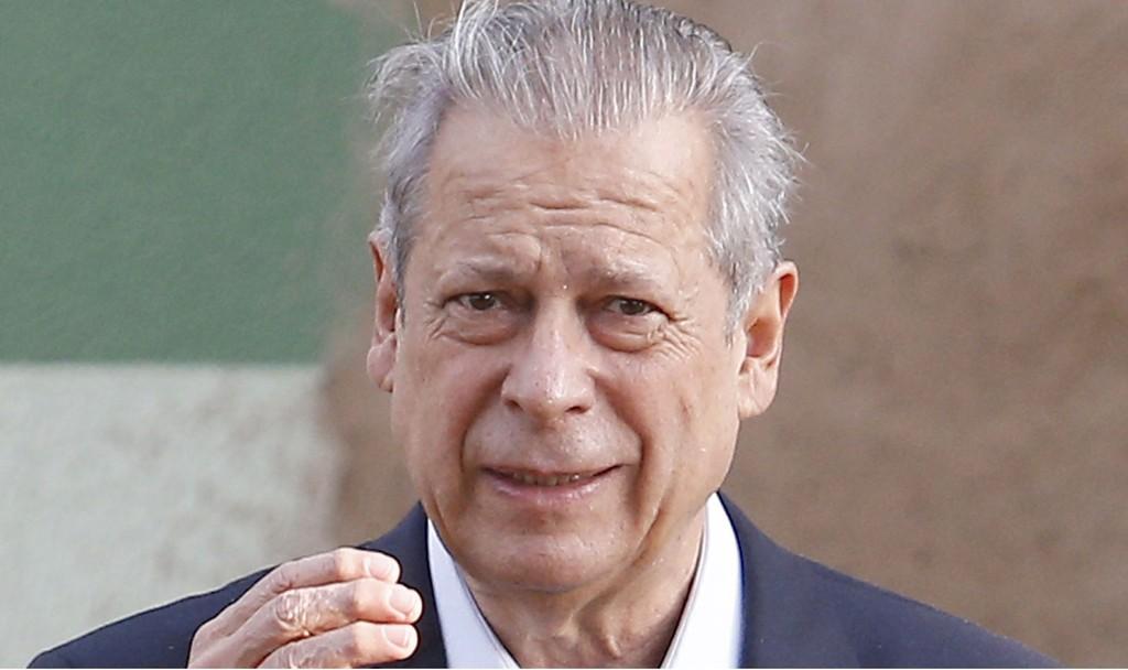 STF decide soltar José Dirceu, preso na Operação Lava Jato