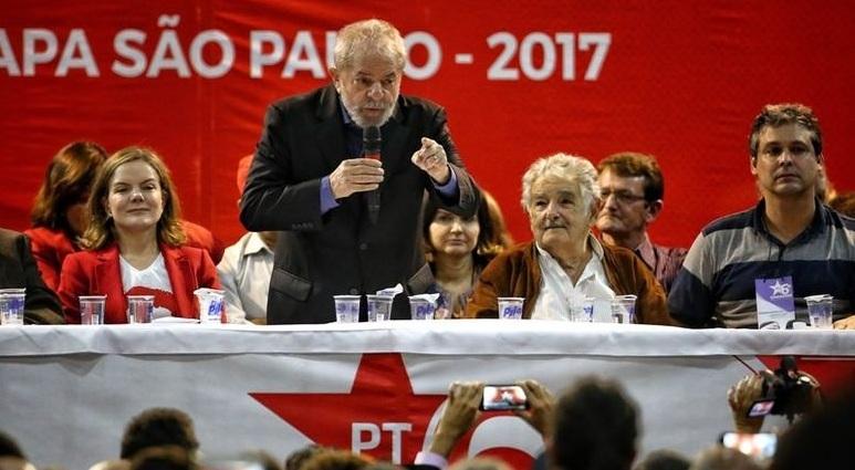 """Lula: """"Se eles não me prenderem logo, quem sabe um dia eu mande prendê-los"""""""