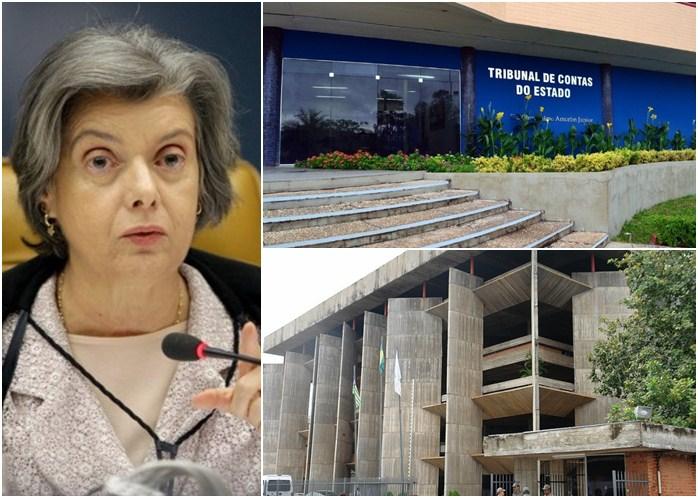Ministra Cármen Lúcia solicita informações sobre processo da subconcessão ao TCE e ao TJ do PI