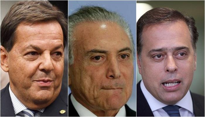 Governo liberou R$ 134 milhões em emendas a deputados pró-Temer