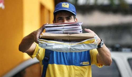 Correios estudam reduzir gastos de R$ 2 bi com benefícios de funcionários
