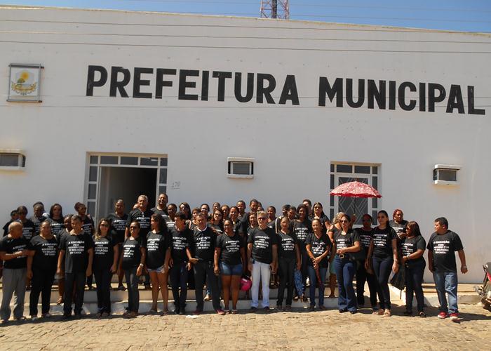 Sindicato endurece movimento contra o prefeito Gil Carlos até decisão do Tribunal de Contas