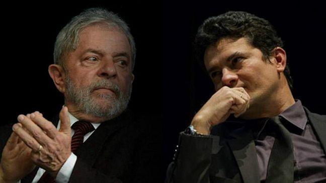 Moro nega pedido de suspensão do depoimento do ex-presidente Lula