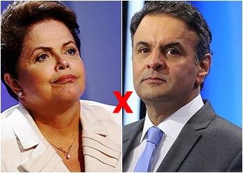 Dilma Rousseff tem mal-estar ao vivo na TV após debate contra Aécio Neves