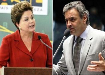 Tv Record realiza debate com Aécio e Dilma neste domingo (19/10)